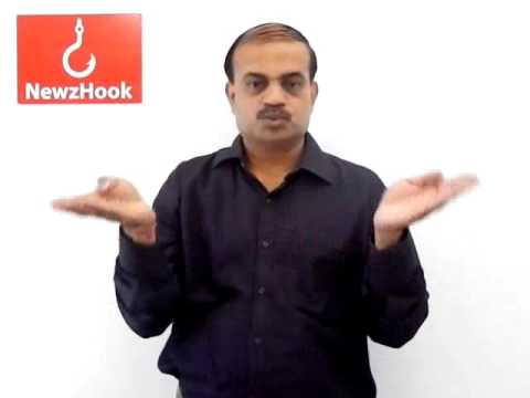 Sensex down by 88 points, Nifty below 8,650 - Sign Language News by NewzHook.com