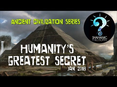 Humanity's Biggest Secret