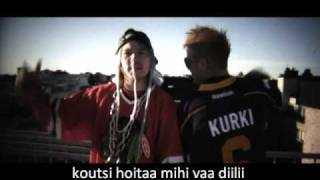 Jare ja VilleGalle - Koutsi hoitaa Video + lyrics