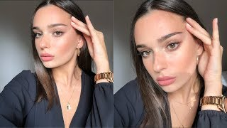 EVERY DAY MAKEUP ROUTINE Andie Ella