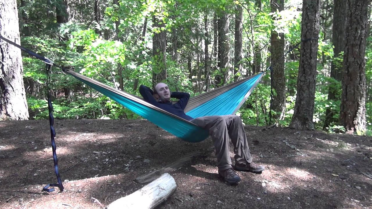 grand trunk single hammock review   youtube  rh   youtube