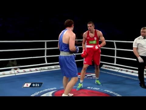EUBC U22 European Boxing Championships VLADIKAVKAZ 2019 Day 8 Semifinals