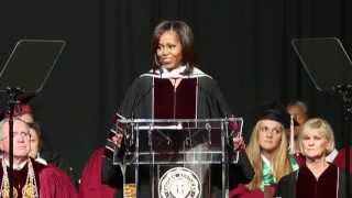 EKU Class of 2013 Commencement Address by First Lady Michelle Obama
