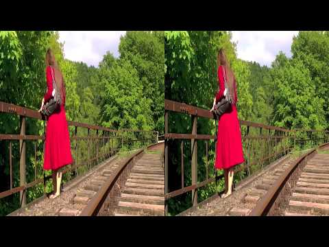 Going for a walk in a red skirt - Transgender in 3D Video from YouTube · Duration:  4 minutes 33 seconds