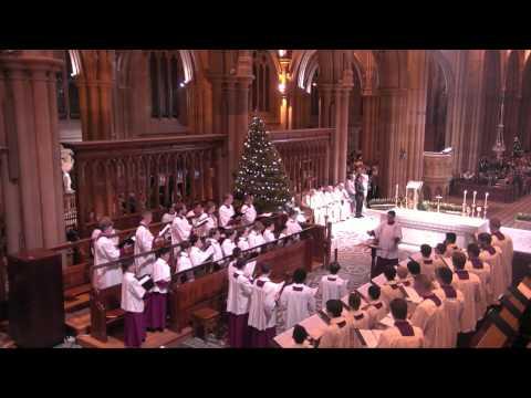 Christmas Midnight Mass - 25 December 2015