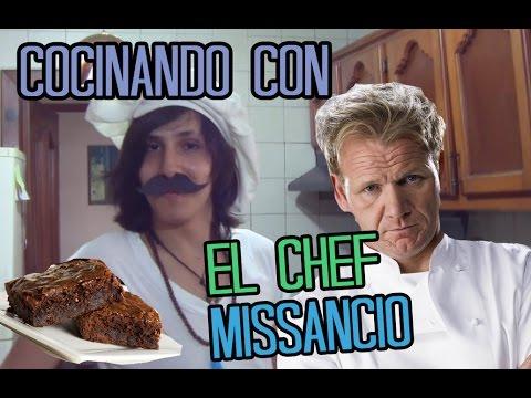 cocinando con el chef missancio youtube