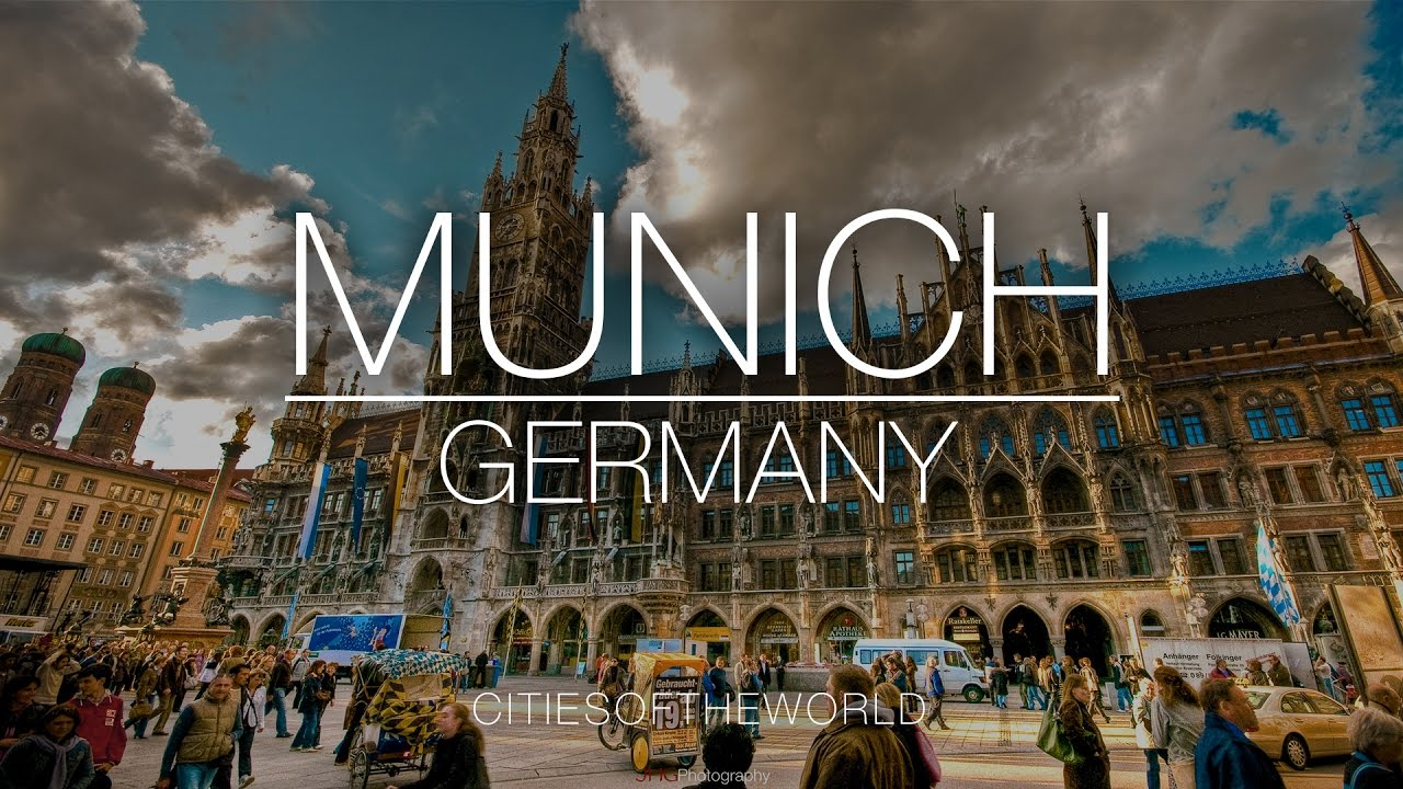 What is it, the most beautiful city in Germany