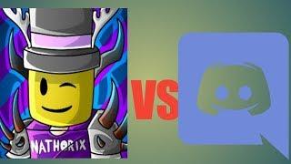 Nathorix VS RYT (Drama del servidor de la discordia Roblox)