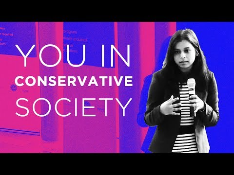 Individualistic Lifestyle in a Conservative Society l Monish