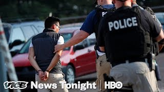 Mississippi ICE Raids & Alaska's Dying Languages: VICE News Tonight Full Episode