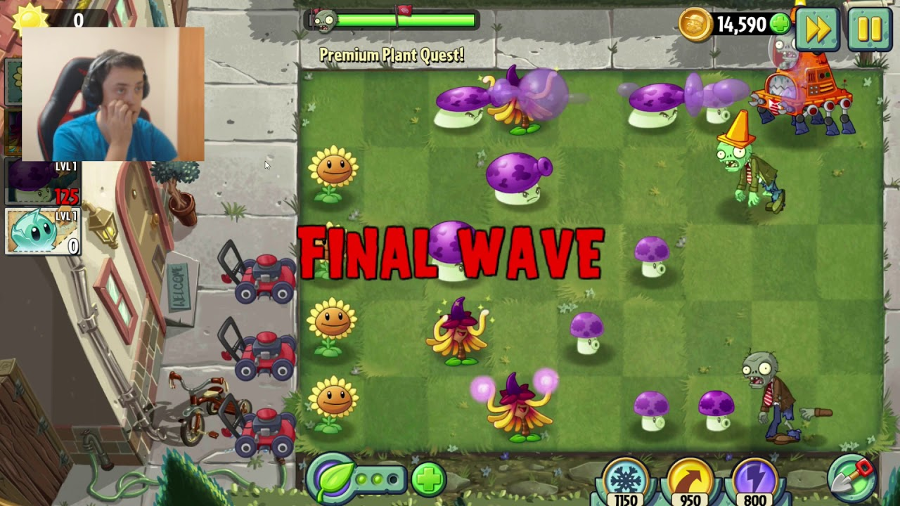 PLANTS VS ZOMBIES 2 PL