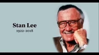 Умер Стэн Ли | Умерла Легенда | Подробности смерти и жизни