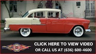 1955 Chevrolet 210 Restomod || For Sale