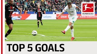 Max Kruse - Top 5 Goals