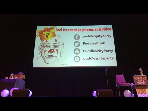 Puddles Pity Party - Rutland, VT