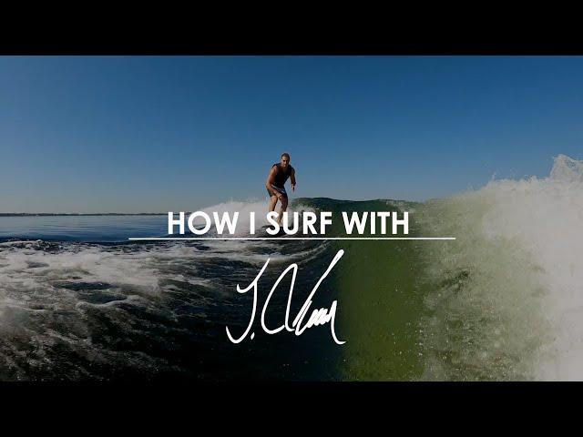 How I Surf with John Akerman