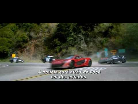 Trailer do filme Need for speed - o filme