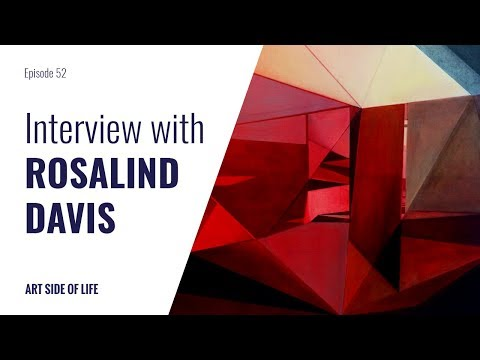BEING AN ARTIST, CURATOR AND CATALYST -WITH ROSALIND DAVIS (EP.52)