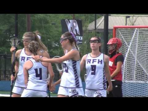 Rumson Fair Haven 14 Bernards 11 Group 2 State Lacrosse Finals