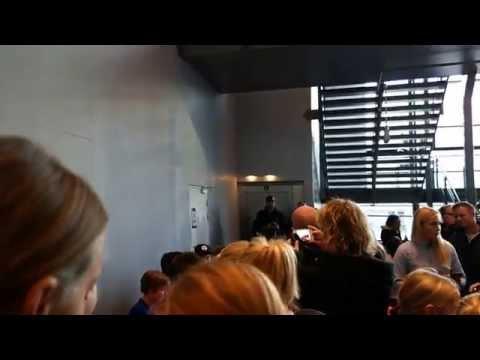Antboycrew 2014 in CinemaxX. Copenhagen.