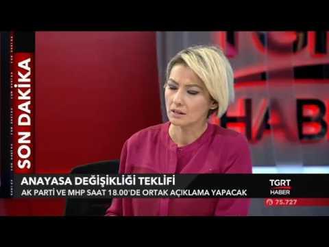Özgür Yirik Tgrt Haber Röportaj