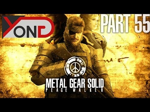 Metal Gear Solid: Peace Walker - FINALE! OUTER HEAVEN! - YongPlay #54