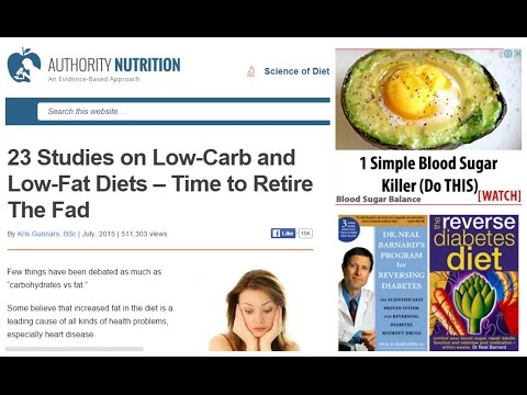 Low Carb Vs High Carb For Type 2 Diabetes Management (Misleading Studies Part 2)