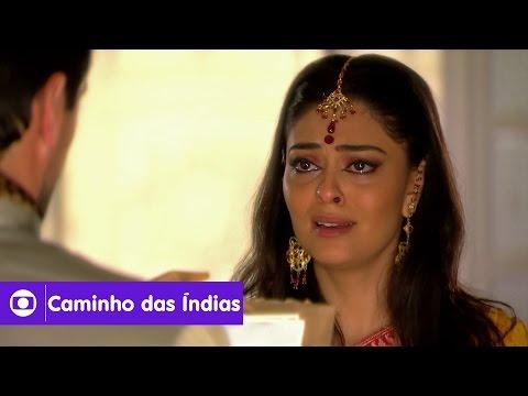 Caminho das Índias: capítulo 128 da novela, quarta, 20 de janeiro, na Globo