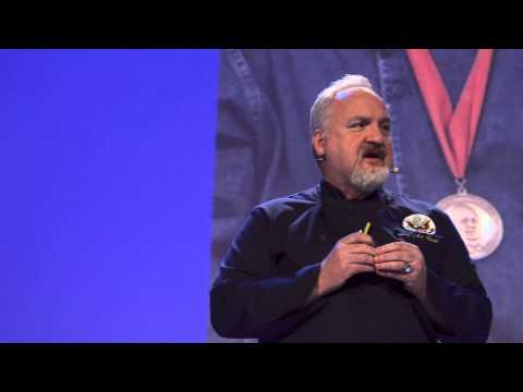 Food: the polite protest | Art Smith | TEDxRiga