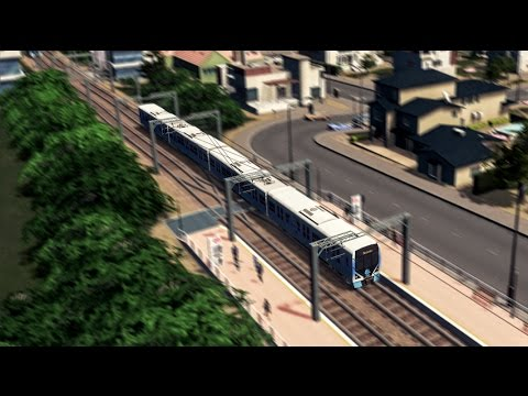 cities with rail systems