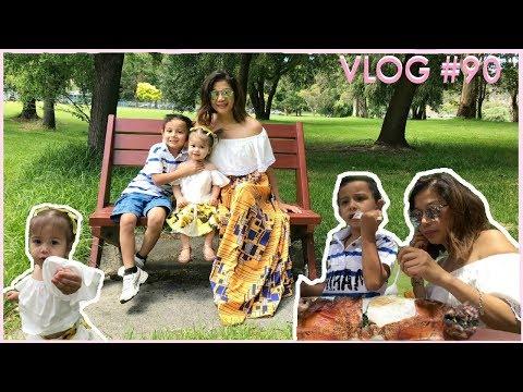 ANG GANDA DITO | MAY PA LECHON SA PARK | ANG DAMING PAGKAIN