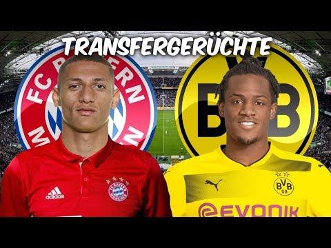Richarlison zu den Bayern ? | Bleibt Batshuayi beim BVB ...