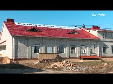UA:СУМИ: У Великописарівській райлікарні не вводять в експлуатацію відремонтоване приміщення