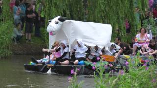 Guildford Raft Race 2014