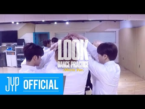 "GOT7 ""Look"" Dance Practice (Shirts Ver.)"