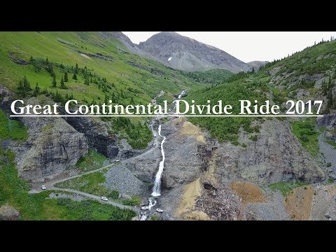 What a Shame - Great Continental Divide Ride 2017 Preview