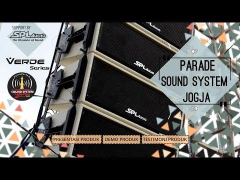 VERDE SERIES!!! SPL Audio Demo Sound Syawalan 1440H Bantul 26 - 27 Juni 2019