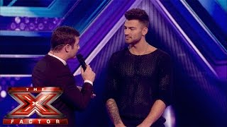 Jake Quickenden's Best Bits | Live Results Wk 3 | The X Factor UK 2014
