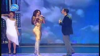 Haifa & Toni - Bokra Bfarjik_ديو المشاهير هيفاء و طوني بكرا بفرجيك