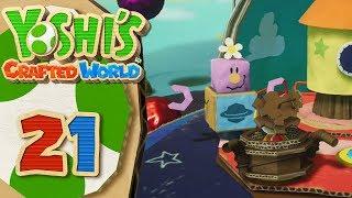 Baixar Yoshi's Crafted World ITA [Parte 21 - Bricolage]