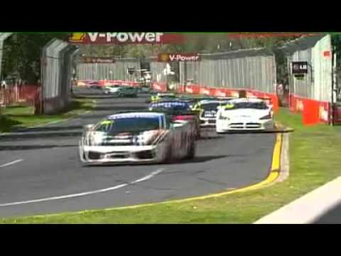 F1 Australian Grand Prix Race 1 Part 2   2010 Vodka O Australian GT Championship