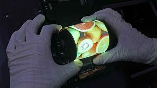 China's BOE produces bendable screens for smartphones