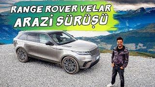 Doğan Kabak | Range Rover Velar Arazi Sürüşü