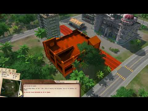 Tropico 3 Campaign The Great Game Pt 1  