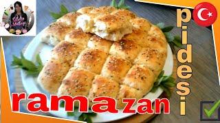 Özel Ramazan Pidesi Tarifi Nasıl yapılır Sibelin mutfağı ile yemek tarifleri