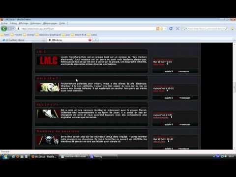 [LM.Circus] Aide à la navigation sur le forum