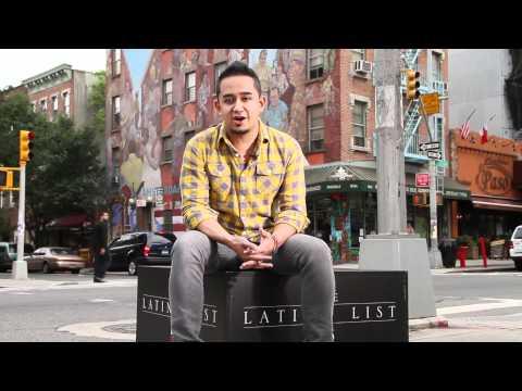 Juan Sebastian Arias -- Who's On Your List (HBO Latino)