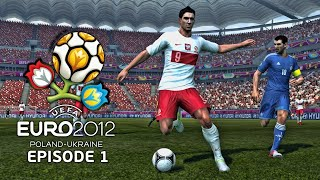 PES 2012 EURO 2012 Episode 1