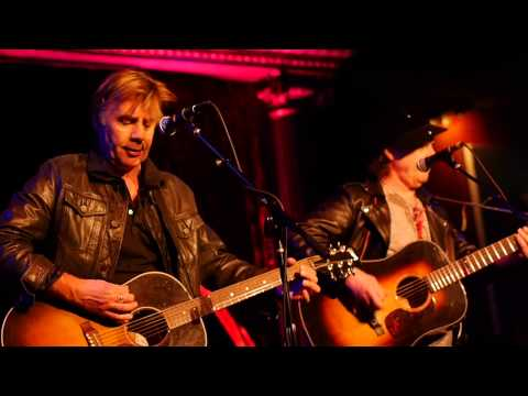 Pretty Vacant (acoustic version) - Sylvain Sylvain and Glen Matlock (March 2014)