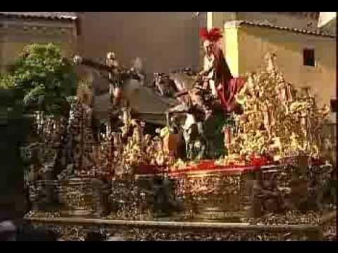 Semana Santa de Sevilla - Salida Hermandad de la Lanzada.